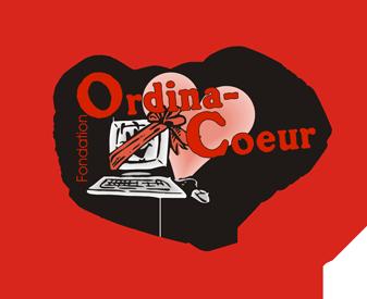 Il y a un internet dans ton coeur Logo
